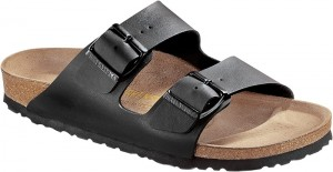 Klapki Arizona Birkenstock black